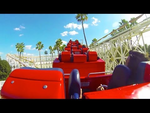 Hình ảnh trong video California Screamin' Roller Coaster (HD)