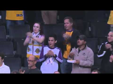 Kobe Bryant returns and runs out HD | Raptors vs Lakers | December 8, 2013 | NBA 2013-14 Season