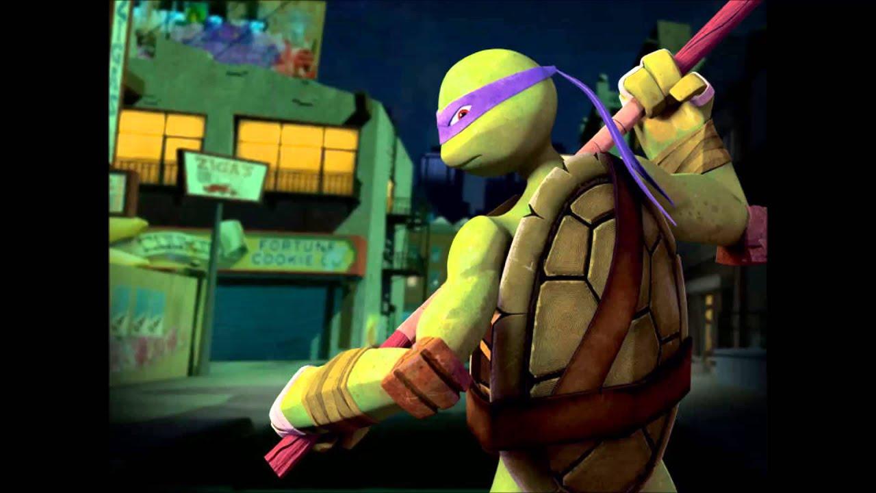 Teenage mutant ninja turtles character songs youtube