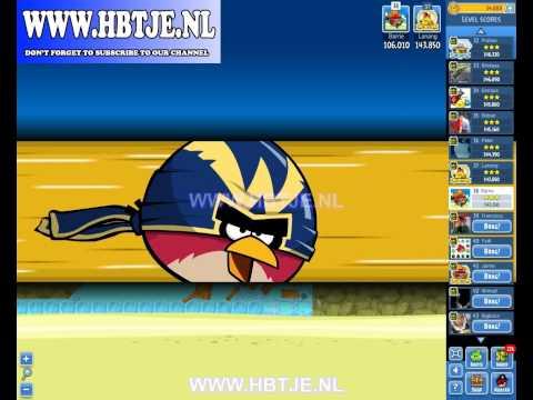 Angry Birds Friends Tournament Week 64 Level 4 high score 144k (tournament 4)