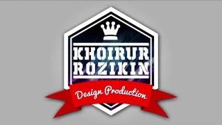 Tutorial Photoshop - Cara Membuat Logo Stiker Keren V2 (File : 3Gp ...