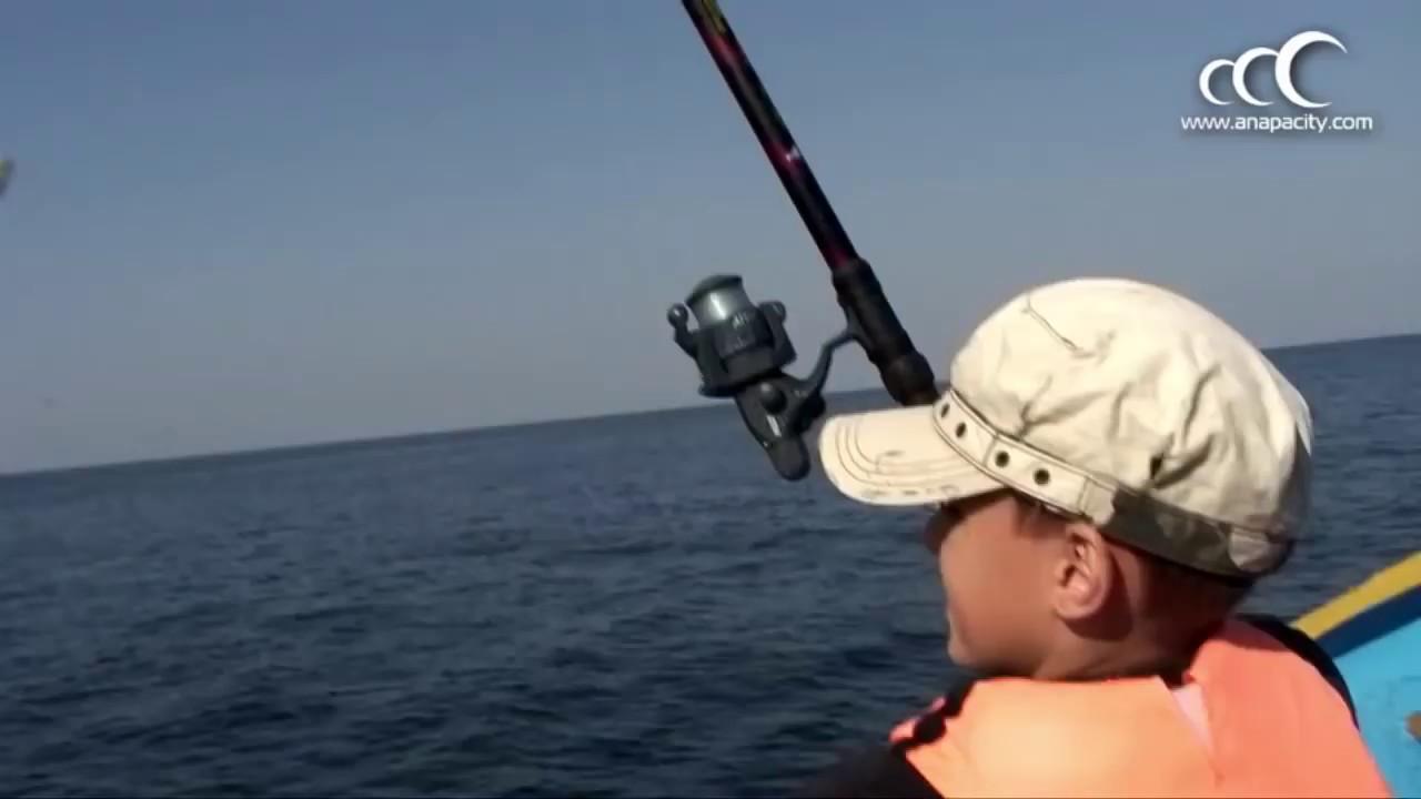 как ловят в черном море с берега