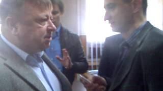Pretorul Cîrlig a fost vizitat de poliție la birou