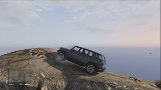 ★ GTA 5 Mountain Climbing! 4x4 Off-Roading