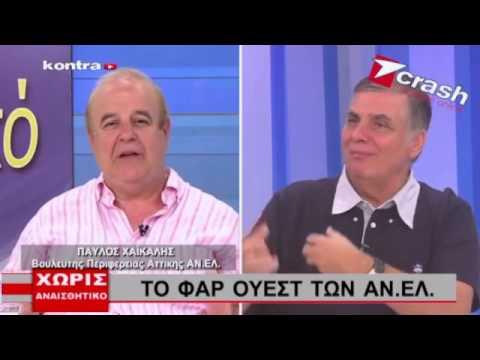 ΧΩΡΙΣ ΑΝΑΙΣΘΗΤΙΚΟ ΓΙΩΡΓΟΣ ΤΡΑΓΚΑΣ 11.06.2014