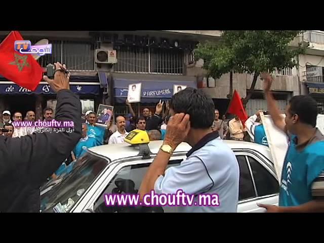 سائقو الطاكسيات يواصلون الإضراب ويتوعدون بتصعيد الإحتجاج | روبورتاج