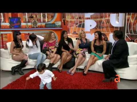 Carlucho entrevista a ex bailarinas de América Tevé en El Happy Hour - América TeVé