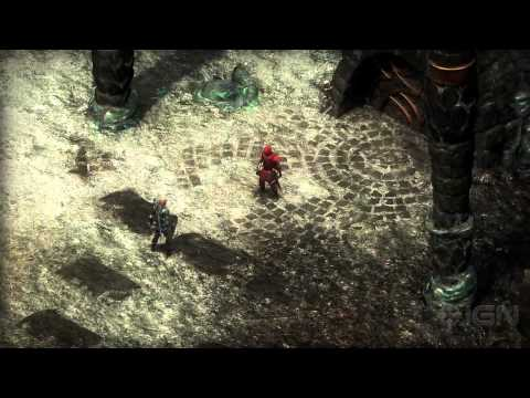 news: Pillars of Eternity - Gameplay Teaser