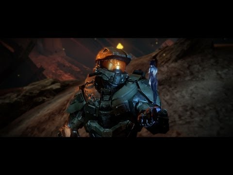 Halo 4 Gameplay Launch Trailer