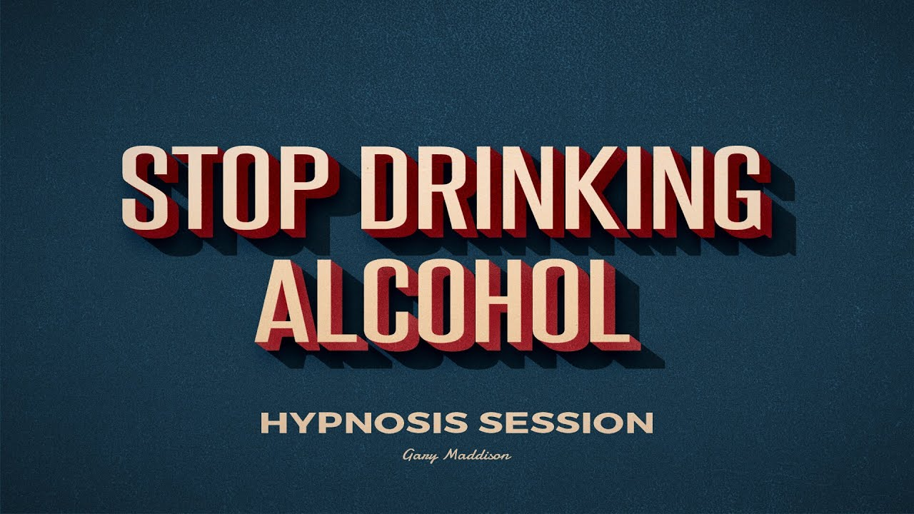 Free Stop Drinking Hypnosis Youtube