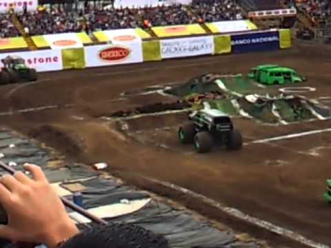 monster jam Costa Rica. Última Fecha(6)