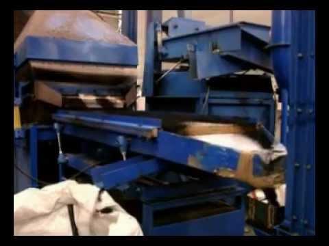 RMD Ingenieria, Diseño Maquinas Reciclaje