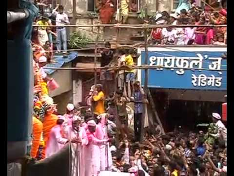 Ganesh Visarjan: Balcony collapse in Mumbai, several hurt