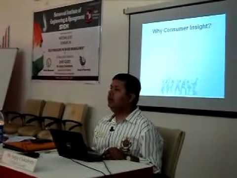 Mr Sanjay Chakraborty talking on