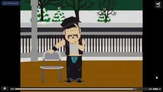 South Park: Paris Hilton and Mr.Slave Whore off