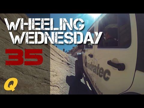 Wheeling Wednesday 35 - Hell's Gate on Hell's Revenge