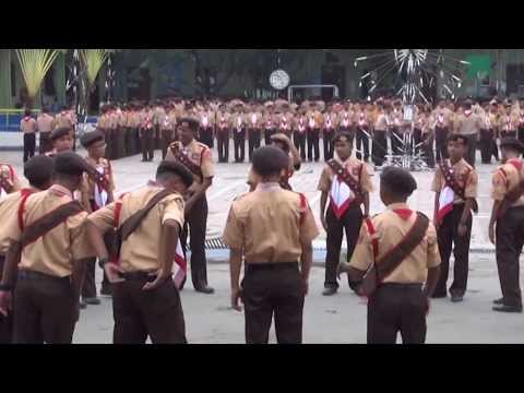 Gontor Scout at 4th ASEAN Scout Jamboree, Thailand – Part 1 – Preparation