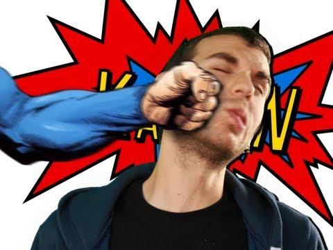 被超人打一拳會發生甚麼事? 讓科學來幫你解謎