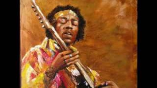Jimi Hendrix Somewhere Over The Rainbow