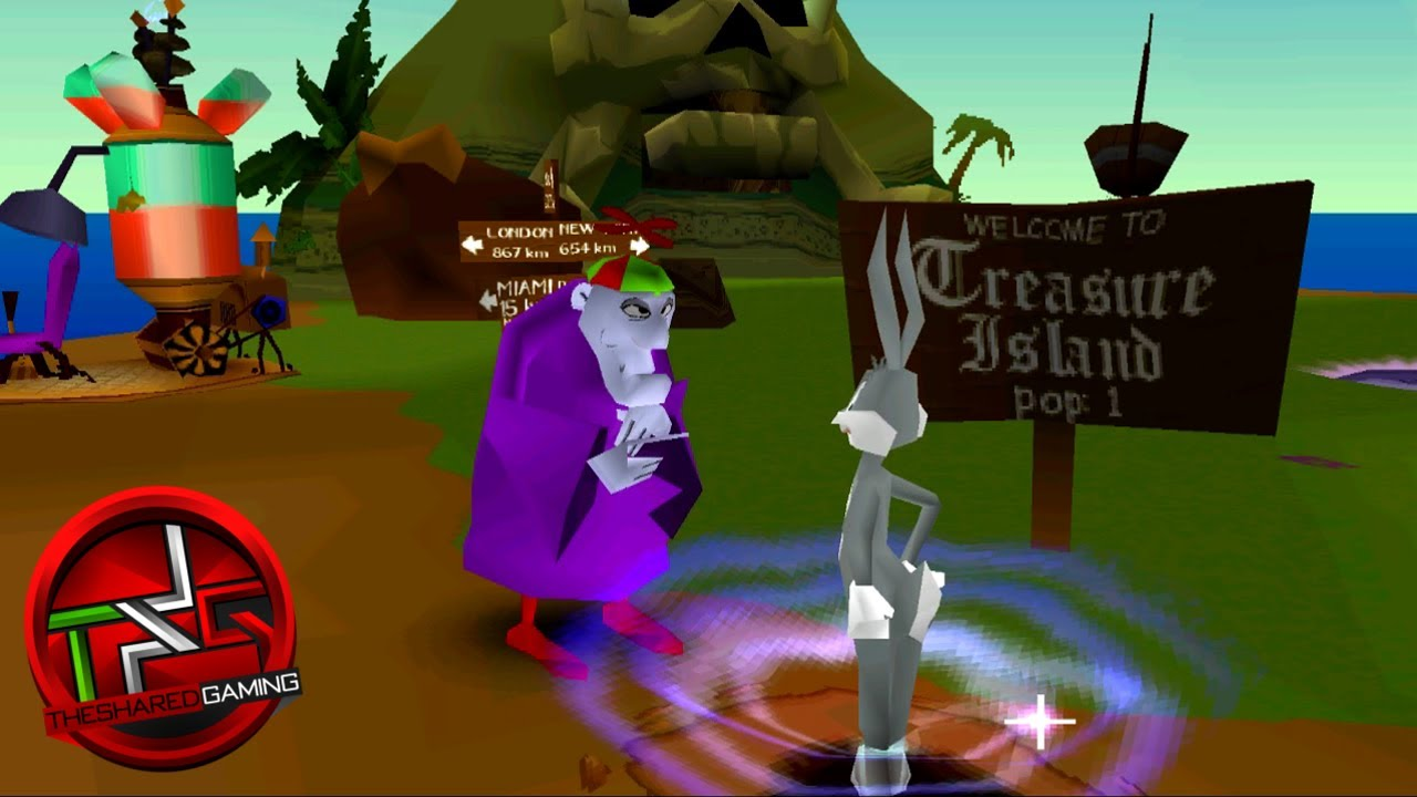 bugs bunny lost in time pc game free download