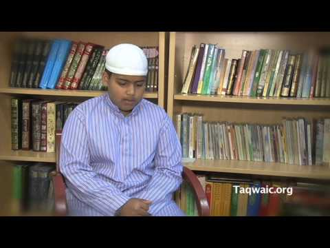 TIC Student Recitations - Ameen Ahmed