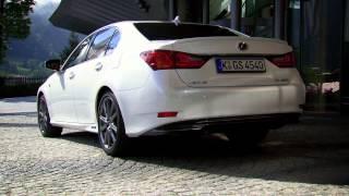 Tamara Sedmak testet den Lexus GS 450h videos