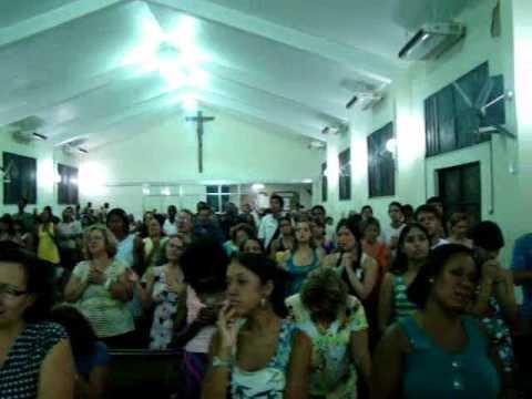 Seminario Cristão para Jovens II - Meu Respirar - Ministracao de Louvor