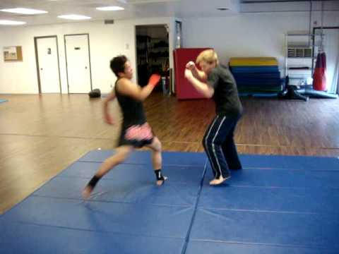 Donnie B: Basic Muay Boran Kick Defense Techniques Image 1