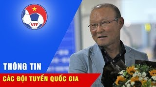 HOT: HLV Park Hang Seo đã đến Việt Nam