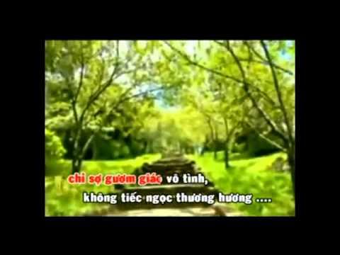 karaoke Trích đoạn   TÂY THI PHẠM LÃI   hát với  HOA  HUỲNH