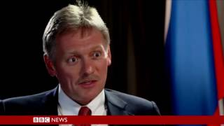 Dmitry Peskov to ask about the future of US-Russian relations under Donald Trump.