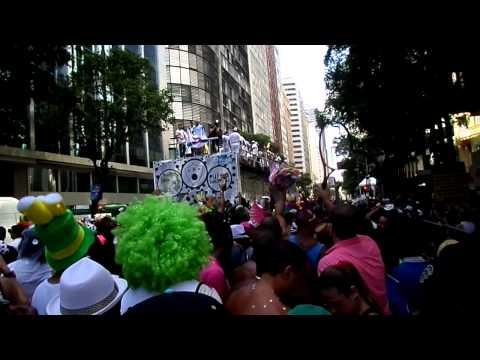 Cordao da Bola Preta Carnaval 2014...