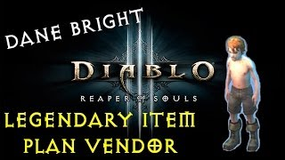 How To Find Dane Bright Diablo 3: Reaper Of Souls (Sells