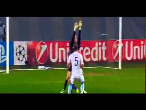 CSKA Moscow 1 2 Manchester City ~ All Goals & Full Highlights 23 10 2013 HD AGUERO 2X)   YouTube