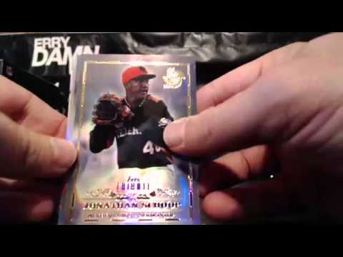 World Baseball Classic PICK A PACK 2 CABRERAS 4-20-14
