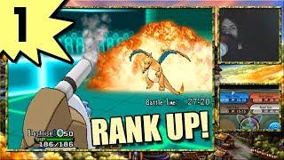 Pokemon X And Y WiFi Battle Spot Singles: #1 RANK UP