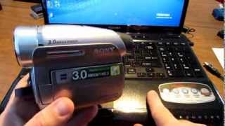 How To Connect Mini DV To Laptop Using Expresscard