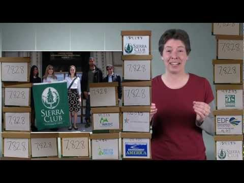 Sierra Club News Countdown 04/30/2012