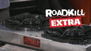 Engine Cooling with Dulcich - Roadkill Extra. MotorTrend.