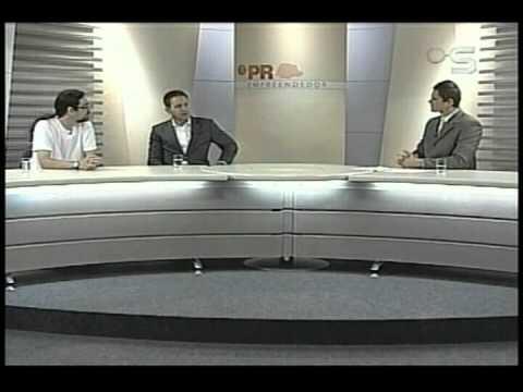 Borba fala sobre o mercado de web no PR Empreendedor - 15/08/2011 parte 01