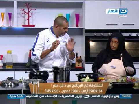 #لقمة_هنية : مدام أسماء ومدام هياتم