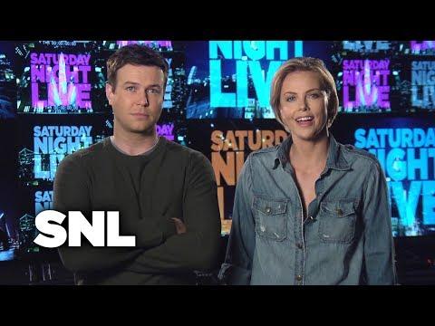 SNL Promo: Charlize Theron
