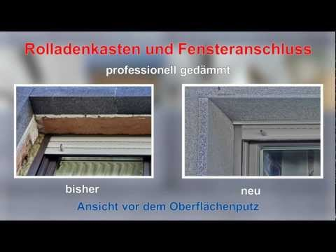 videos rolladenk sten abdichten videos. Black Bedroom Furniture Sets. Home Design Ideas