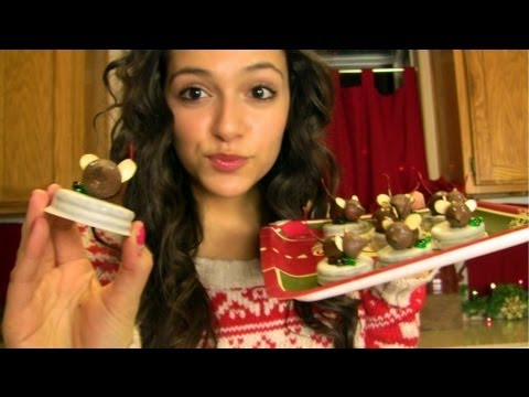 C2C #6: How to make Mouse cookies!!!