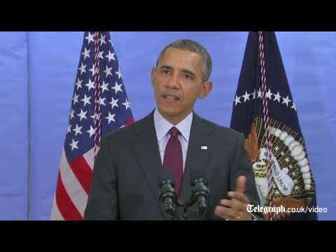 Barack Obama: Russia is not being strategic
