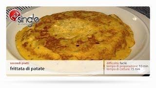 Cooking | frittata di patate | frittata di patate