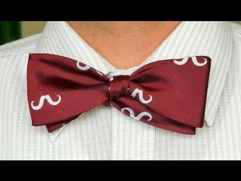 Nudos de corbata - Moño, pajarita, mariposa...