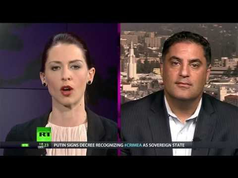 [344] NATO Leaves US Behind in Afghanistan, Debating Ukraine & Cenk Uygur Breaks the Set