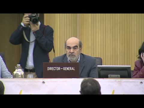 FAO Director-General statement during the Civil Society Forum