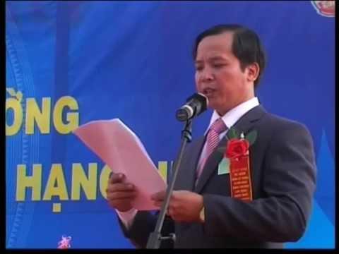 THPT Quỳnh Côi - lễ kỷ niệm 50 năm thành lập part 7/8